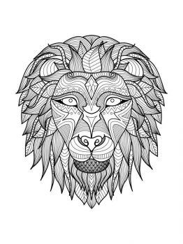adult-animal-mandala-coloring-pages-4