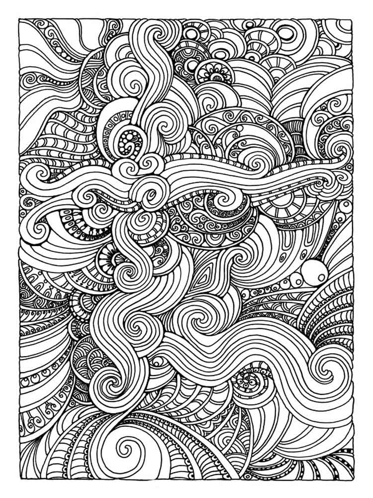 - Free Art Therapy Coloring Pages. Printable Art Therapy Coloring Pages
