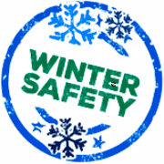 Winter Safety coloring pages