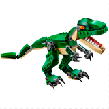 Lego Jurassic World para colorir