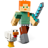 Coloriages Lego Minecraft