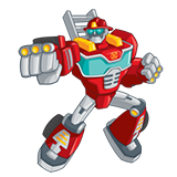 Transformers Rescue Bots para colorir