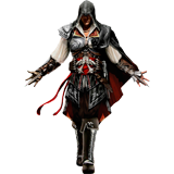 Assassin's Creed para colorir