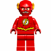 Lego Flash para colorir