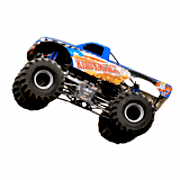 Monster Truck para colorir