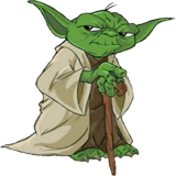 Coloriages Yoda
