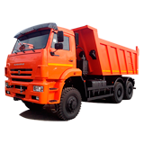 Kamaz coloring pages