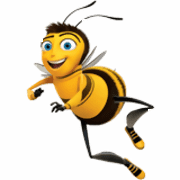 Ausmalbilder Bee Movie