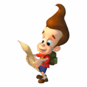 Ausmalbilder Jimmy Neutron