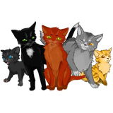 Ausmalbilder Warrior cats