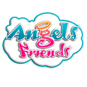 Ausmalbilder Angels Friends