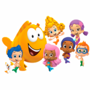 Ausmalbilder Bubble Guppies