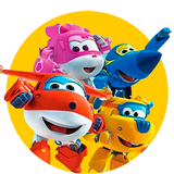 Ausmalbilder Super wings