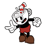 Coloriages Cuphead