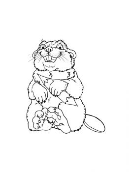 Beaver-coloring-pages-7
