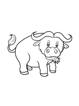 Buffalo-coloring-pages-2