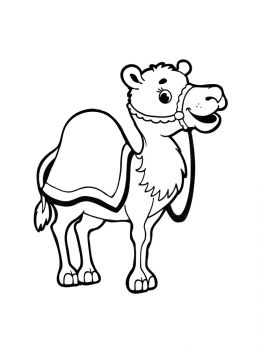 Camel-coloring-pages-1
