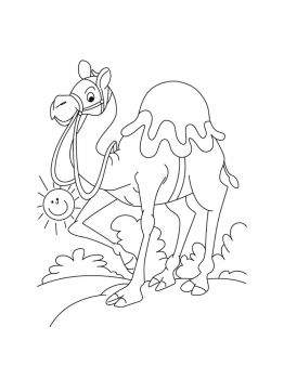 Camel-coloring-pages-14
