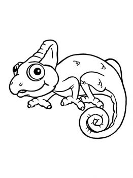 Chameleon-coloring-pages-7