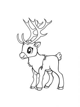 Deer-coloring-pages-10