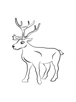 Deer-coloring-pages-2