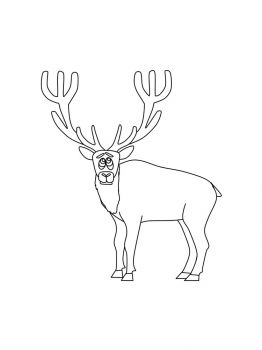 Deer-coloring-pages-3