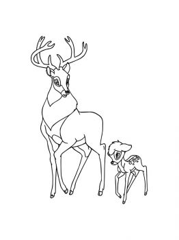 Deer-coloring-pages-4