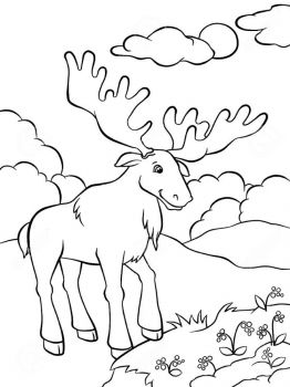 Elk-coloring-pages-12