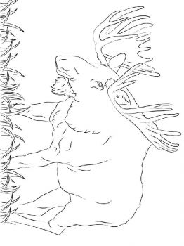 Elk-coloring-pages-4