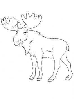 Elk-coloring-pages-9
