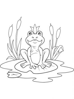 Frog-coloring-pages-7