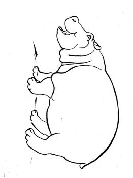 Hippopotamus-animal-coloring-pages-336