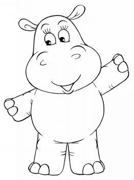 Hippopotamus-animal-coloring-pages-341