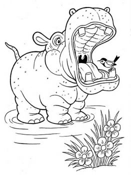 Hippopotamus-animal-coloring-pages-342