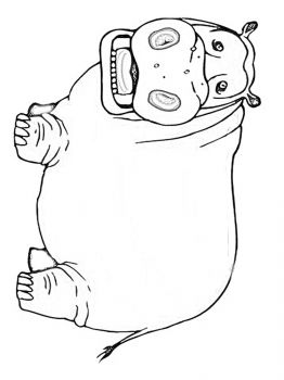 Hippopotamus-animal-coloring-pages-350
