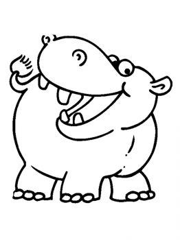 Hippopotamus-animal-coloring-pages-351