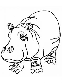 Hippopotamus-animal-coloring-pages-352
