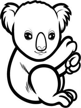 Koala-animal-coloring-pages-345