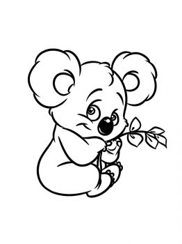 Koala-coloring-pages-2