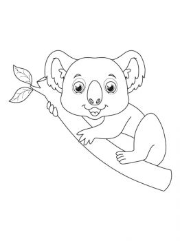 Koala-coloring-pages-3