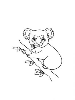 Koala-coloring-pages-4