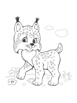 Lynx-coloring-pages-1