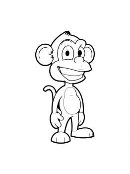 Monkey-coloring-pages-1
