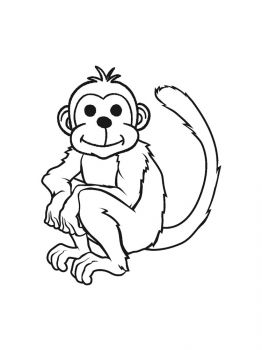 Monkey-coloring-pages-10