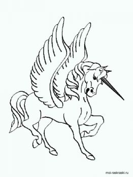 Pegasus-coloring-pages-2