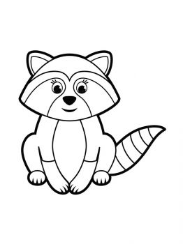 Raccoon-coloring-pages-3