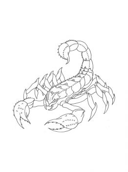 Scorpio-coloring-pages-11