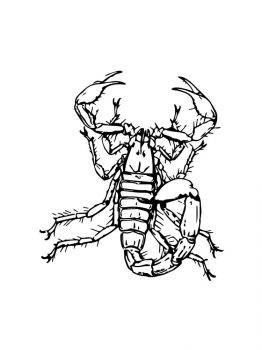 Scorpio-coloring-pages-2