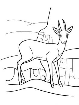 antelope-coloring-pages-14