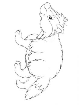 badger-coloring-pages-7